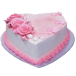 Pleasing Heart Shape Cakes Online Heart Shape Birthday Cakes Delivery Funny Birthday Cards Online Chimdamsfinfo
